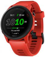 Смарт-часы Garmin Forerunner 745 magma red (010-02445-12)