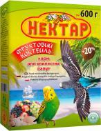 Корм Нектар фруктовий коктейль 600 г