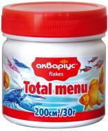 Корм для риб Тотал меню 30 г