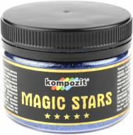 Глиттер MAGIC STARS Kompozit голубое сияние