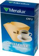 Фільтр для кавоварок Menalux CFP 2 100 шт.
