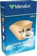 Фільтр для кавоварок Menalux CFP 4 100 шт.