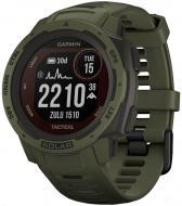 Смарт-часы Garmin Instinct Solar Tactical Moss green (010-02293-04)