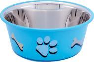 Миска Lilli Pet Pet lunch 1900 мл блакитна