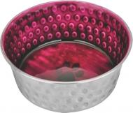 Миска Lilli Pet Candy 400 мл срібно-фіолетова