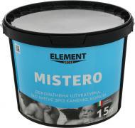 Декоративна штукатурка Element Decor Mistero напівпрозорий 15кг
