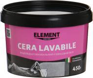 Декоративний віск Element Decor Cera Lavabile 0.45 кг прозорий