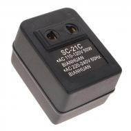 Адаптер wl s3 с переключателем 110v/220v 220v/110v 80w wl s3