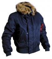 Куртка Chameleon Аляска Slim Fit N-2B S синий