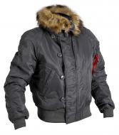 Куртка Chameleon Аляска Slim Fit N-2B S серый