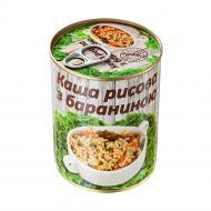 Каша рисовая с бараниной Lappetit 340 г (4820021840326)