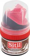 Крем для обуви Sitil Classic 60 мл темно-коричневый