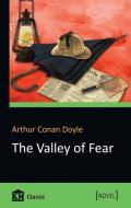 Книга Артур Конан Дойл «The Valley of Fear» 978-617-7489-15-2