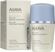 Дезодорант для жінок AHAVA Deadsea Water кульковий 50 мл