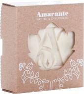Натуральне мило Амаранте із зернами чорниці 130 г