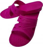 Шлепанцы женские Изюминка р.36 L2 розовый