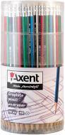 Олівець графітний 9000-А НВ 100 шт туба Axent
