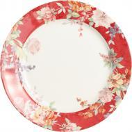 Тарілка обідня Квітковий сад 26 см Claytan Ceramics