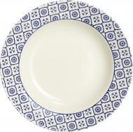 Тарілка глибока Сюзанна 23 см Claytan Ceramics