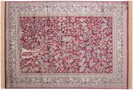 Ковер DC carpets Isphahan 84126 Red 1,6x2,3 м