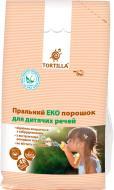 Пральний порошок для машинного та ручного прання TORTILLA ЕКО для дитячих речей 2,4 кг