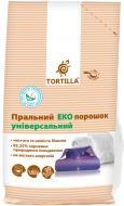 Пральний порошок для машинного та ручного прання TORTILLA ЕКО 2,4 кг