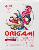 Пральний порошок для машинного прання Origami Colors 0,4 кг
