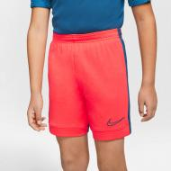 Шорты Nike B NK DRY ACDMY SHORT K AO0771-644 р. M красный