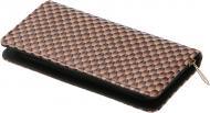 Гаманець жіночий Solid 21х11х2 см коричневий