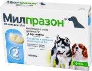 Таблетки противогельминтные КРКА Милпразон для собак мелких пород от 0,5 кг №2