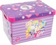 Скриня Curver 210628 My Little Pony XL (210628) 250x295x395 мм