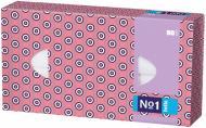 Серветки гігієнічні у коробці Bella тришарові 90 шт.