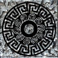 Плитка Grand Kerama Тако стекло Греция платина рифленое 962 6,6x6,6