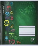Тетрадь школьная 12 листов в клетку 1 Nota Bene