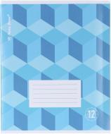 Тетрадь школьная 12 листов в клетку 2 Nota Bene