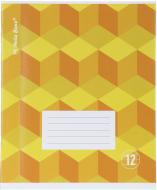 Тетрадь школьная 12 листов в линию 2 Nota Bene