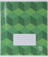 Тетрадь школьная 12 листов косая 2 Nota Bene