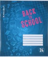 Тетрадь школьная 24 листа в клетку 1 Nota Bene