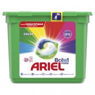 Капсули для машинного прання Ariel Color&Style 23 шт.