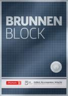 Блокнот Brunnen А4 50 листов в клетку (1052828)