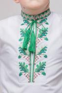 Вишиванка для хлопчиків Сварга Дубовий гай р.92-98 зелений