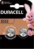 Батарейки Duracell DL2032 CR2032 2 шт. (5002753)