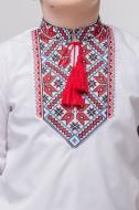 Вишиванка для хлопчиків Сварга Марко р.146-152 червоно-чорний
