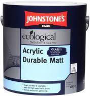 Краска Johnstone's Acrylic Durable Matt белый 10л