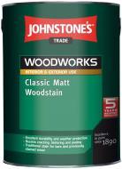 Пропитка (антисептик) Johnstone's Classic Matt Woodstain мат бесцветный 5 л