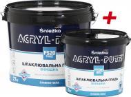 Шпаклівка Sniezka ACRYL-PUTZ фініш 27 + 8 кг у дарунок