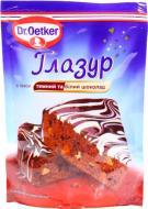 Глазур кондитерська Темний і білий шоколад 100 г Dr. Oetker (5907707054631)