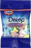 Посипка цукрова Метелики мікс 10 г Dr. Oetker (5907707057632)