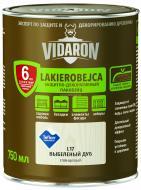 Лакобейц Vidaron Защитно-декоративный выбеленный дуб L17 глянец 0,75 л