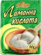 Кислота лимонна 90 г Деко (4820159131488)